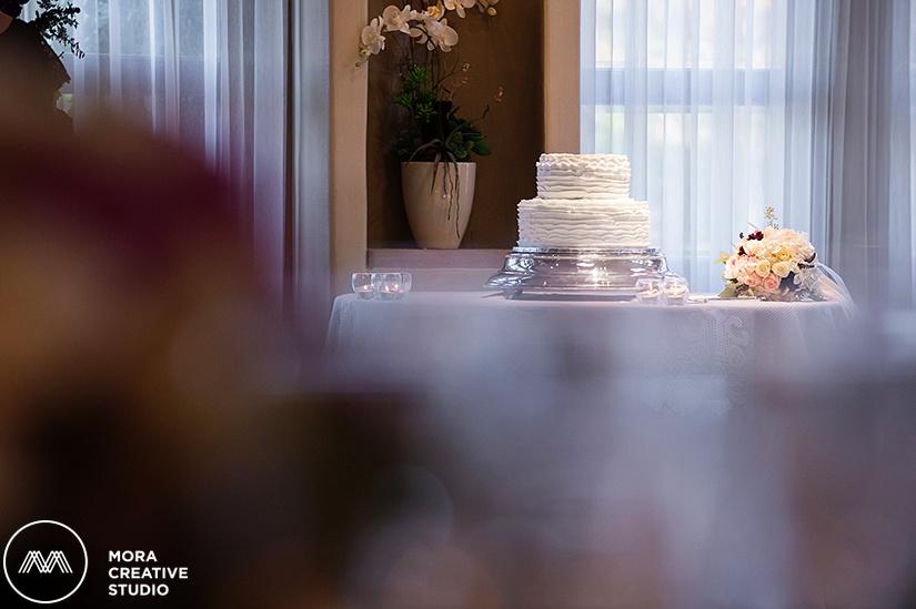 Matt and Kristina celebrate their wedding at the Promenade Event Center in Costa Mesa. Photos by Orange County Wedding Photographers Mora Creative Studio.